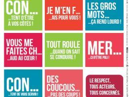 Le CIF se mobilise avec la ville de Nantes pour plus de politesse et de respect !