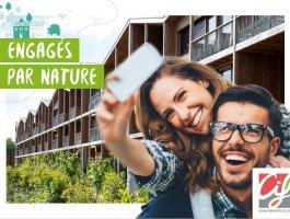 """Nouvelle plaquette du Groupe CIF """"Engagés par nature"""""""