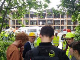 Le Groupe CIF expose ses solutions constructives bois lors du Carrefour International du Bois