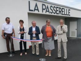 Inauguration du Foyer Passerelle à Divatte sur Loire